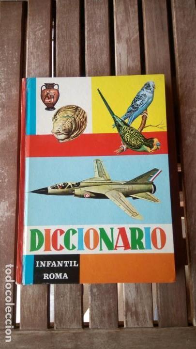 DICCIONARIO INFANTIL ROMA (Libros de Segunda Mano - Diccionarios)