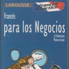 Diccionarios de segunda mano: FRANCÉS PARA LOS NEGOCIOS J.F. REBERIOUX MALCOM SCOTT 191 PÀGINAS AÑO 1998 FN113. Lote 134415030