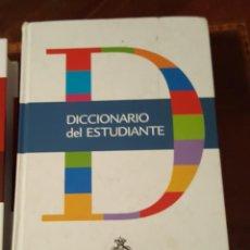 Diccionarios de segunda mano: DICCIONARIO DEL ESTUDIANTE (REAL ACADEMIA ESPAÑOLA). Lote 134856334