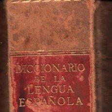 Diccionarios de segunda mano: DICCIONARIO DE LA LENGUA ESPAÑOLA. 1956 REAL ACADEMIA ESPAÑOLA. ESPASA CALPE 18 EDICION DECIMOCTAVA. Lote 134956634