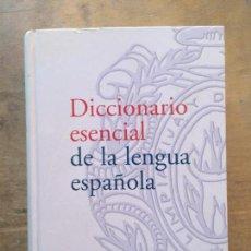 Diccionarios de segunda mano: DICCIONARIO ESENCIAL DE LA LENGUA ESPAÑOLA. REAL ACADEMIA ESPAÑOLA DE LA LENGUA.. Lote 135011110