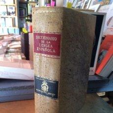 Diccionarios de segunda mano: DICCIONARIO DE LA LENGUA ESPAÑOLA. REAL ACADEMIA DE LA LENGUA. EDICIÓN DE 1970. . Lote 135211666