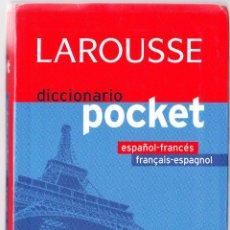 Diccionarios de segunda mano - DICCIONARIO POCKET - ESPAÑOL FRANCES - FRANÇAIS ESPAGNOL - LAROUSSE 2010 - 135671159