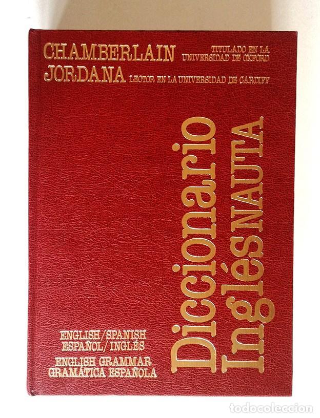 DICCIONARIO INGLES NAUTA EDICION 1992 (Libros de Segunda Mano - Diccionarios)