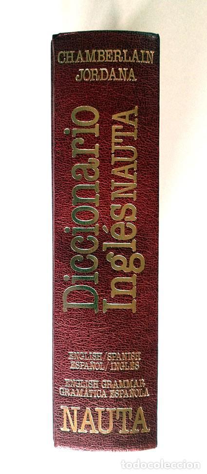 Diccionarios de segunda mano: DICCIONARIO INGLES NAUTA EDICION 1992 - Foto 2 - 136275974