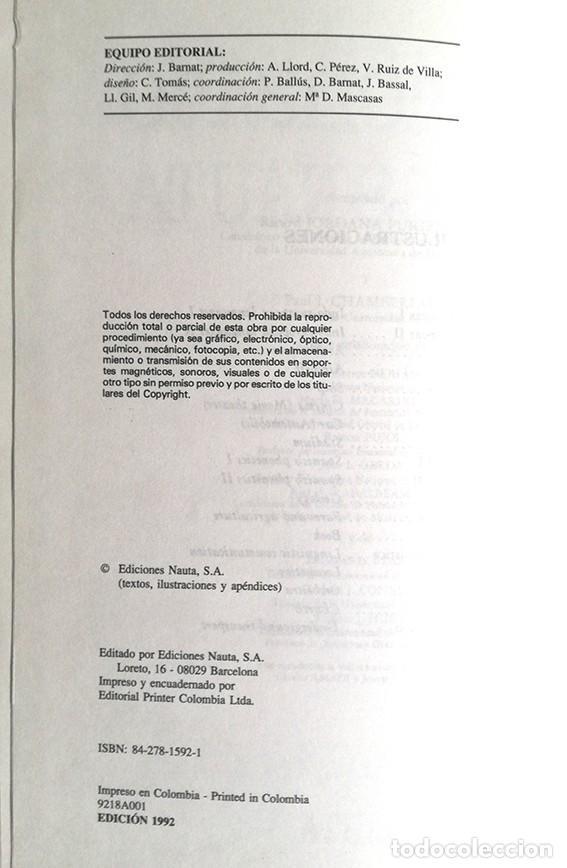 Diccionarios de segunda mano: DICCIONARIO INGLES NAUTA EDICION 1992 - Foto 4 - 136275974