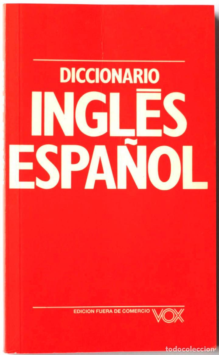 diccionario ingles español - Buy Dictionaries at todocoleccion - 136297106