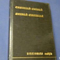 Diccionarios de segunda mano: DICCIONARI CASTELLÀ - CATALÀ /CATALÀ - CASTELLÀ .SANTIAGO ALBERTÍ .. Lote 136395229