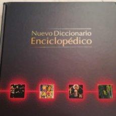 Diccionarios de segunda mano: NUEVO DICCIONARIO ENCICLOPEDICO 10 TOMOS. Lote 137353642