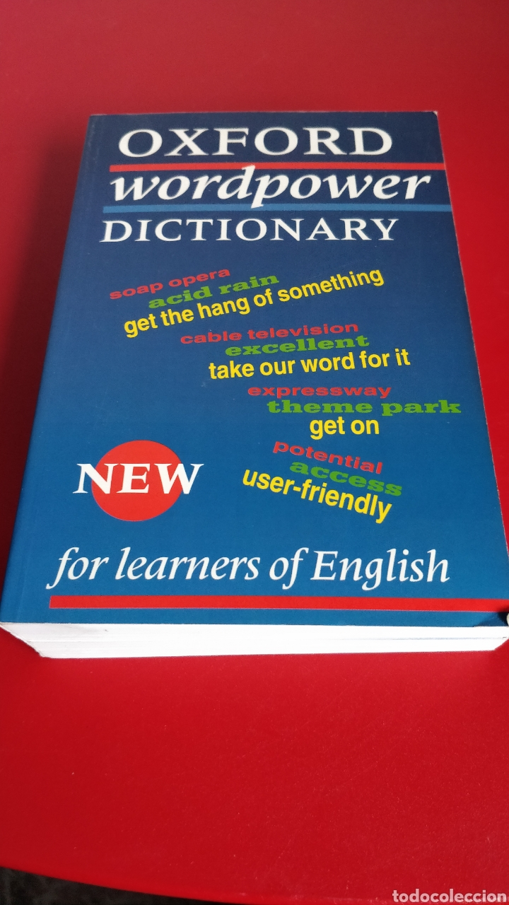 oxford wordpower dictionary  oxford wordpower dictionary - Buy Dictionaries at todocoleccion ...