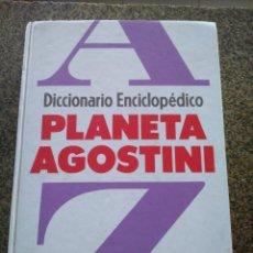 Diccionarios de segunda mano: DICCIONARIO ENCICLOPEDICO PLANETA AGOSTINI -- 1992 --. Lote 138593838