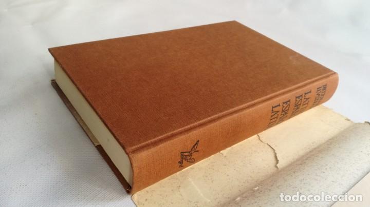 Diccionarios de segunda mano: DICCIONARIO LATINO ESPAÑOL ILUSTRADO -BIBLOGRAF 1964 - Foto 8 - 138920770