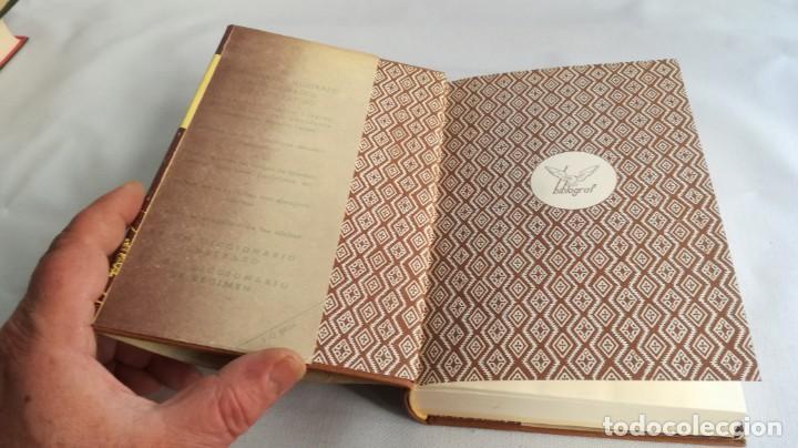 Diccionarios de segunda mano: DICCIONARIO LATINO ESPAÑOL ILUSTRADO -BIBLOGRAF 1964 - Foto 9 - 138920770