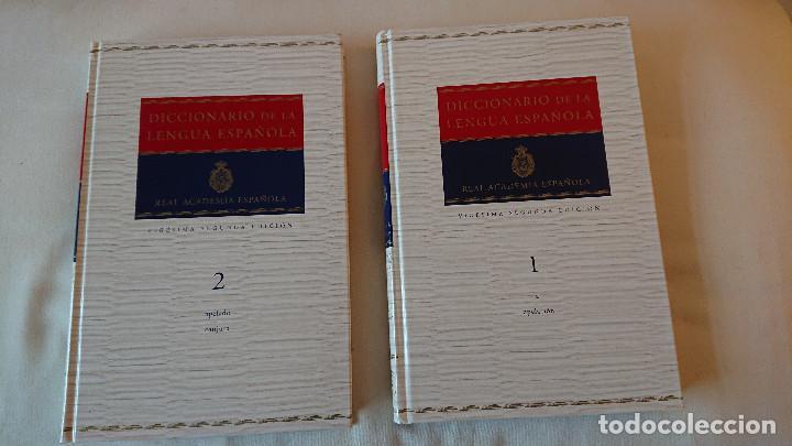 Diccionarios de segunda mano: Diccionario de la Lengua Española / Real Academia de la Lengua - Foto 3 - 139036426