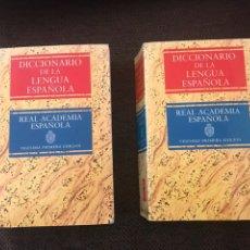 Diccionarios de segunda mano: DICCIONARIO DE LA LENGUAS DE ESPAÑA REAL ACADEMIA ESPAÑOLA. Lote 139709393