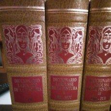 Diccionarios de segunda mano: DICCIONARIO LAROUSSE DE LA PINTURA. Lote 139770902