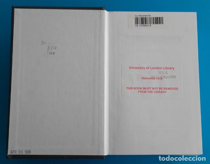 Diccionarios de segunda mano: 20.000 seudónimos hispano-americanos. 20,000 SPANISH AMERICAN PSEUDONYMS. 1997. 1033 pág. - Foto 7 - 140284342