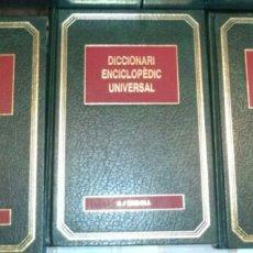 Diccionarios de segunda mano: DICCIONARI ENCICLOPEDIC UNIVERSAL CATALÀ. Lote 140392098