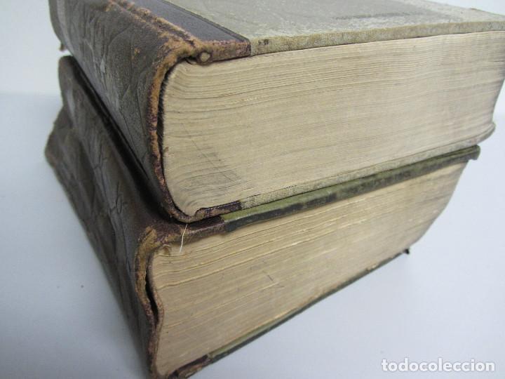 Diccionarios de segunda mano: Diccionario politécnico de las lenguas. Español-inglés inglés-español. 1ªEdición 1958. 2 tomos - Foto 2 - 146894426