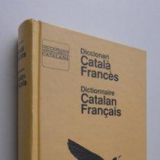 Diccionarios de segunda mano: DICCIONARI CATALÀ-FRANCÈS - CASTELLANOS I LLORENÇ, CARLES. Lote 147028040