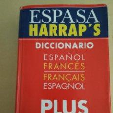 Diccionarios de segunda mano: DICCIONARIO ESPAÑOL/FRANCÉS. Lote 147481681