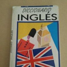 Diccionarios de segunda mano: DICCIONARIO DE INGLES. Lote 147481900