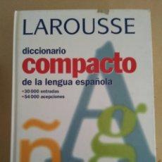 Diccionarios de segunda mano: DICCIONARIO LENGUA ESPAÑOLA/LAROUSSE. Lote 147482102