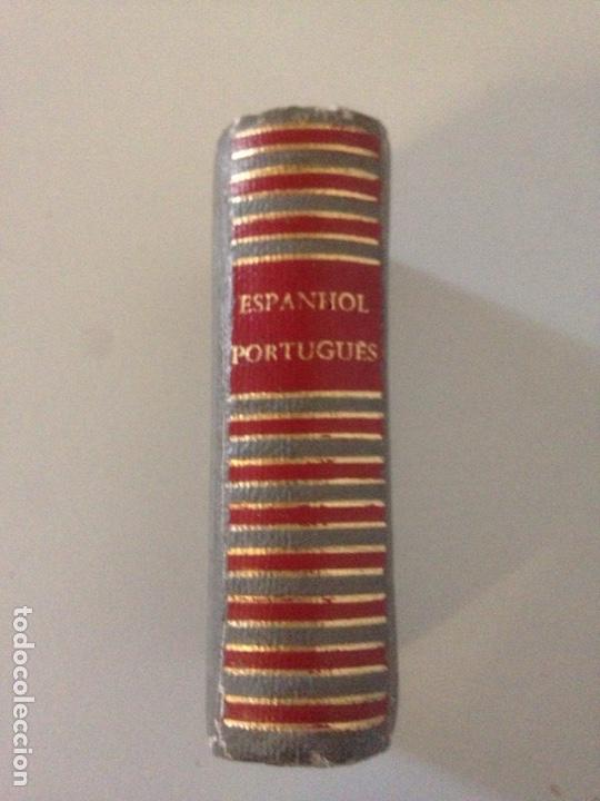 Diccionarios de segunda mano: Dicionario espanhol - portugues ediciones spiker 1959 - Foto 2 - 148108280