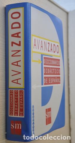 DICCIONARIO DIDÁCTICO DE ESPAÑOL. AVANZADO. (ED. SM) (Libros de Segunda Mano - Diccionarios)