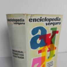 Livros em segunda mão: ENCICLOPEDIA VERGARA (UNIVERSAL, DIDACTICA, ILUSTRADA (AÑO 1962). Lote 148449422