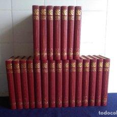 Diccionarios de segunda mano: DICCIONARIO ENCICLOPEDICO VOX, LEXIS 22 ( 22 VOLUMENES ). Lote 148578318