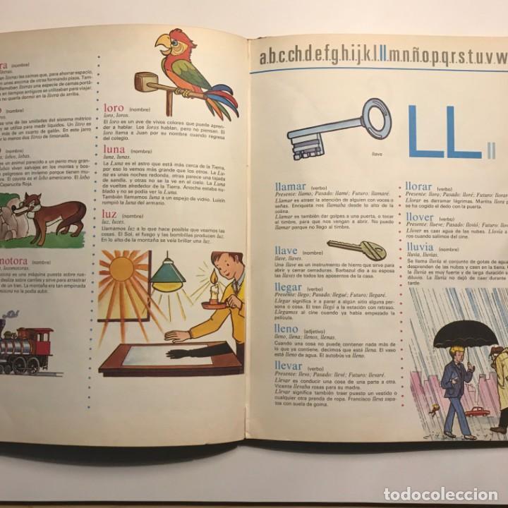 Diccionarios de segunda mano: 1968 Mi primer sopena. diccionario infantil ilustrado - Foto 2 - 149525134