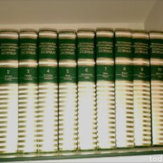 Diccionarios de segunda mano: DICCIONARIO ENCICLOPÉDICO ILUSTRADO DURVAN EN 11 TOMOS - 1ª EDICIÓN 1989. Lote 149589985