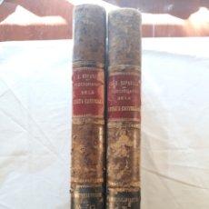 Diccionarios de segunda mano: DICCIONARIO DE LA LENGUS CASTELLANA.REAL ACADEMIA ESPAÑOLA.DECIMOCUARTA EDICION.2 TOMOS.1914.. Lote 150953576