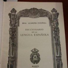 Diccionarios de segunda mano: BJS.DICCIONARIO DE LA LENGUA ESPAÑOLA.EDT, MADRID.BRUMART TU LIBRERIA.. Lote 151401666