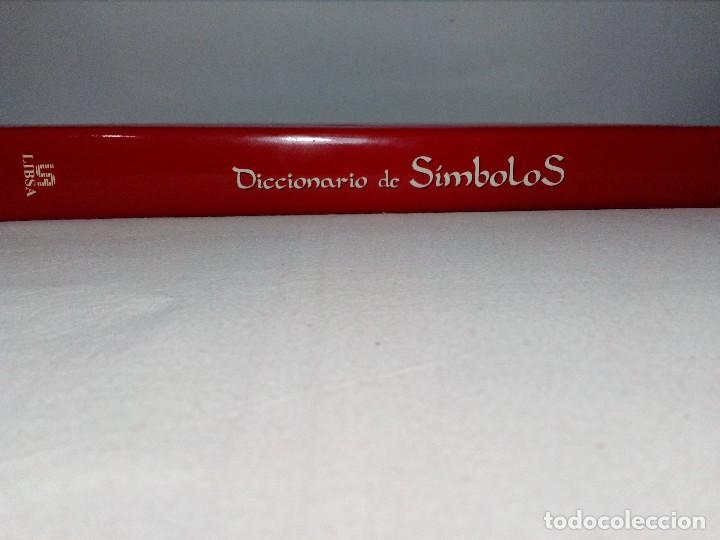 Diccionarios de segunda mano: DICCIONARIO DE SÍMBOLOS DE ALFONSO SERRANO SIMARRO Y ÁLVARO PASCUAL CHENEL - Foto 7 - 151426914
