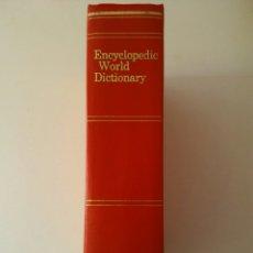 Diccionarios de segunda mano: ENCYCLOPEDIC WORLD DICTIONARY HAMLYN 1971. Lote 152020804