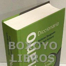 Diccionarios de segunda mano: GIORDANO, ANNA/ CALVO, CESÁREO. DICCIONARIO AVANZADO ITALIANO. ITALIANO-SPAGNOLO ESPAÑOL-ITALIANO. Lote 152169209
