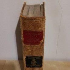 Diccionarios de segunda mano: DICCIONARIO DE LA LENGUA ESPAÑOLA ESPASA-CALPE · REAL ACADEMIA ESPAÑOLA, 19ª EDICIÓN: 1970. Lote 152195550