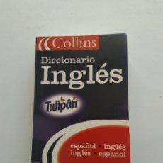 Diccionarios de segunda mano: MINI DICCIONARIO INGLES COLLINS. Lote 152842984