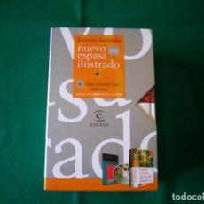 Diccionarios de segunda mano: NUEVO ESPASA ILUSTRADO - ESPASA - AÑO 2008. Lote 153811030