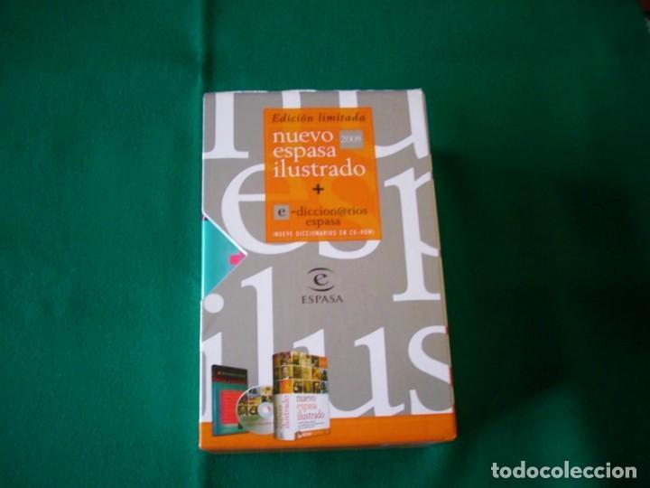 Diccionarios de segunda mano: NUEVO ESPASA ILUSTRADO MÁS 9 DICCIONARIOS EN CD - ROM - EDICIÓN LIMITADA - ESPASA - AÑO 2008 - Foto 7 - 153811030