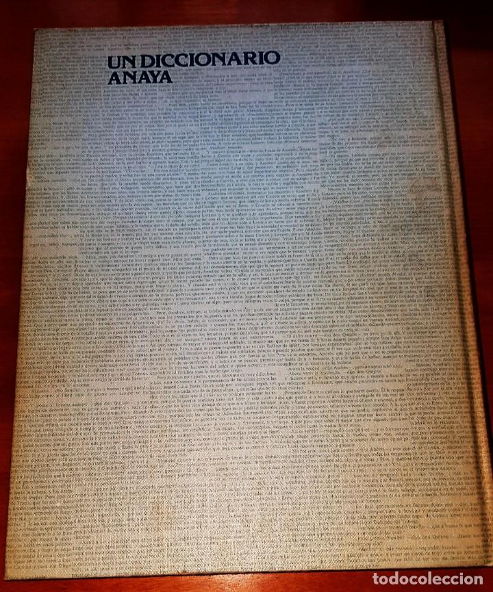 Diccionarios de segunda mano: DICCIONARIO ANAYA DE LA LENGUA, 1978 (EDITORIAL ANAYA) - Foto 6 - 154147550