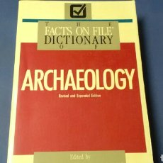 Diccionarios de segunda mano: DICTIONARI OF ARCHAEOLOGY . EDITOR RUTH D.WHITEHOUSE. Lote 154494530
