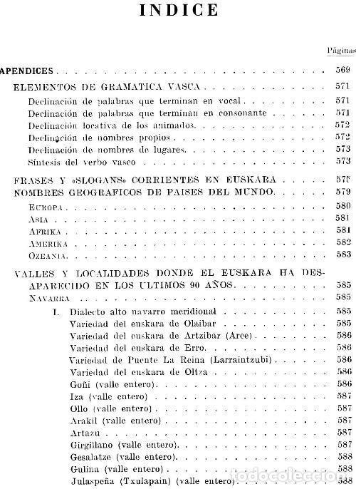 Diccionarios de segunda mano: DICCIONARIO GENERAL Y TECNICO. 1. CASTELLANO - EUSKARA. LUIS Mª MUGICA. PAIS VASCO. - Foto 19 - 154957378