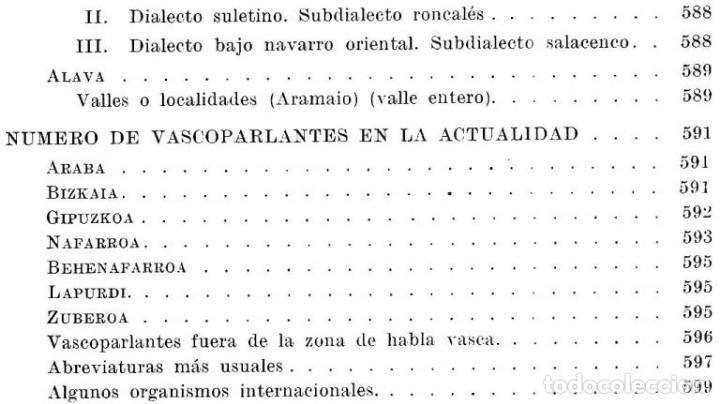 Diccionarios de segunda mano: DICCIONARIO GENERAL Y TECNICO. 1. CASTELLANO - EUSKARA. LUIS Mª MUGICA. PAIS VASCO. - Foto 20 - 154957378