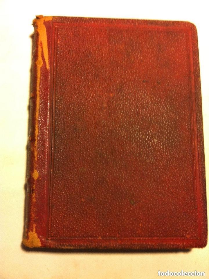 Diccionarios de segunda mano: vademecum - idioma inglés - año 1875 - Foto 2 - 155267690