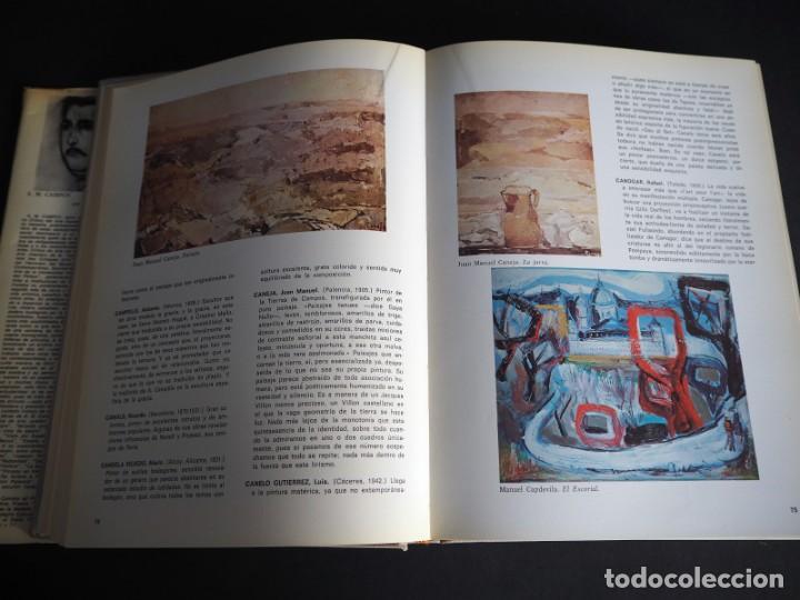 Diccionarios de segunda mano: DICCIONARIO CRITICO DEL ARTE ESPAÑOL CONTEMPORANEO. A. MANUEL CAMPOY. IBERICO EUROPEO DE EDICIONES - Foto 5 - 155589926