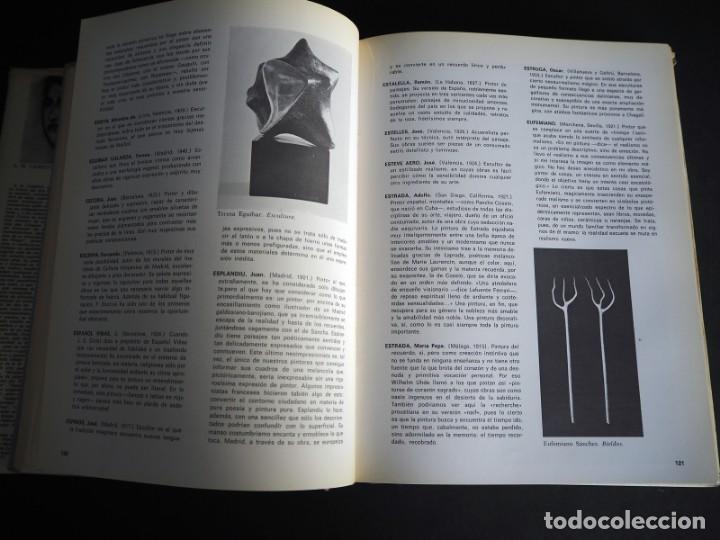 Diccionarios de segunda mano: DICCIONARIO CRITICO DEL ARTE ESPAÑOL CONTEMPORANEO. A. MANUEL CAMPOY. IBERICO EUROPEO DE EDICIONES - Foto 6 - 155589926