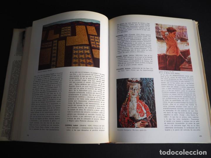 Diccionarios de segunda mano: DICCIONARIO CRITICO DEL ARTE ESPAÑOL CONTEMPORANEO. A. MANUEL CAMPOY. IBERICO EUROPEO DE EDICIONES - Foto 7 - 155589926